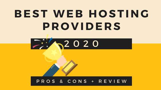 best hosting providers 2020