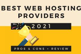 best web hosting providers 2021
