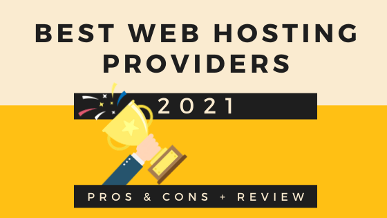 best web hosting providers 2021