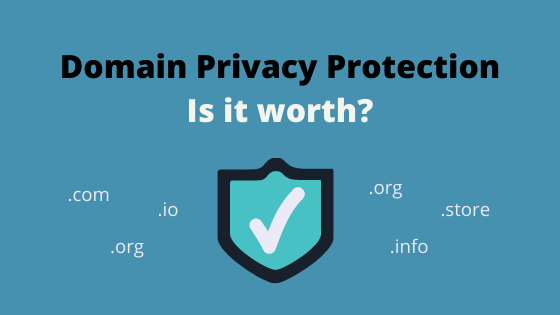 Is it worth to get domain privacy protection?